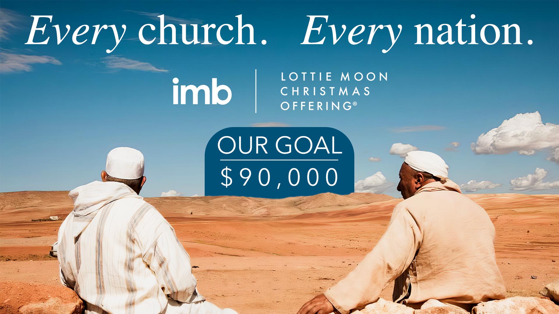 Lottie Moon Christmas Offering.Lottie Moon Update Gabc Missions